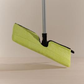 Mop pad replacement